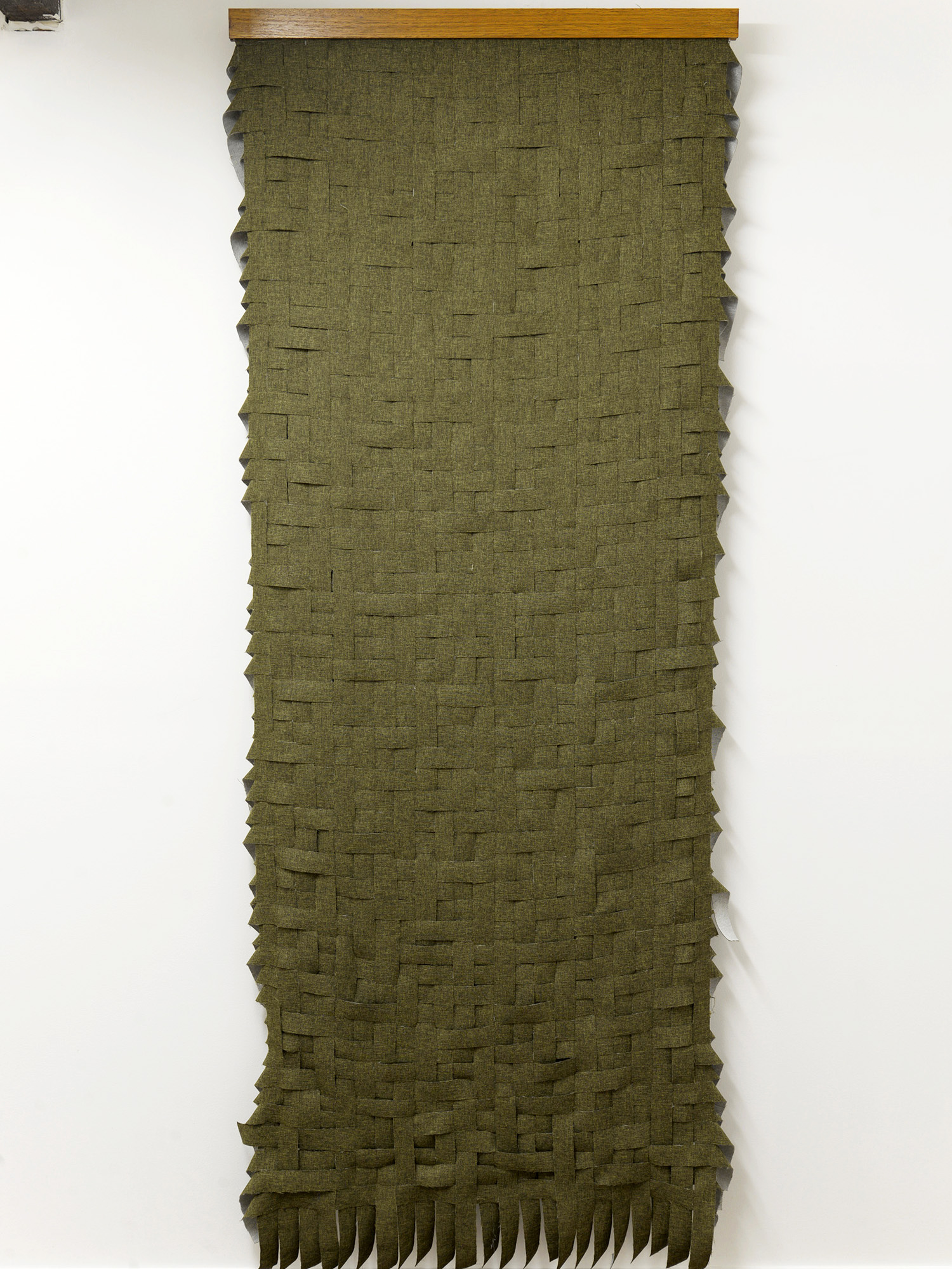 Linen Weave (Green)