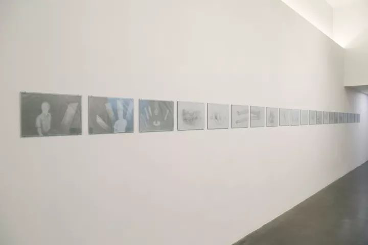 中间美术馆展览现场