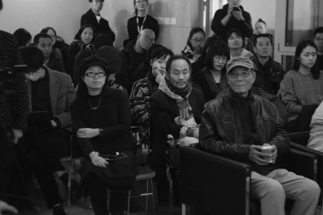 开幕演讲现场 摄影:卢望平