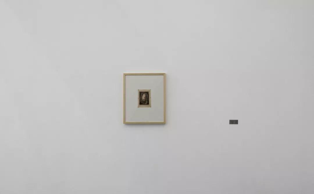 广军,不知归路,版画,20 x 14.5厘米,1978年,作品由冯兮提供