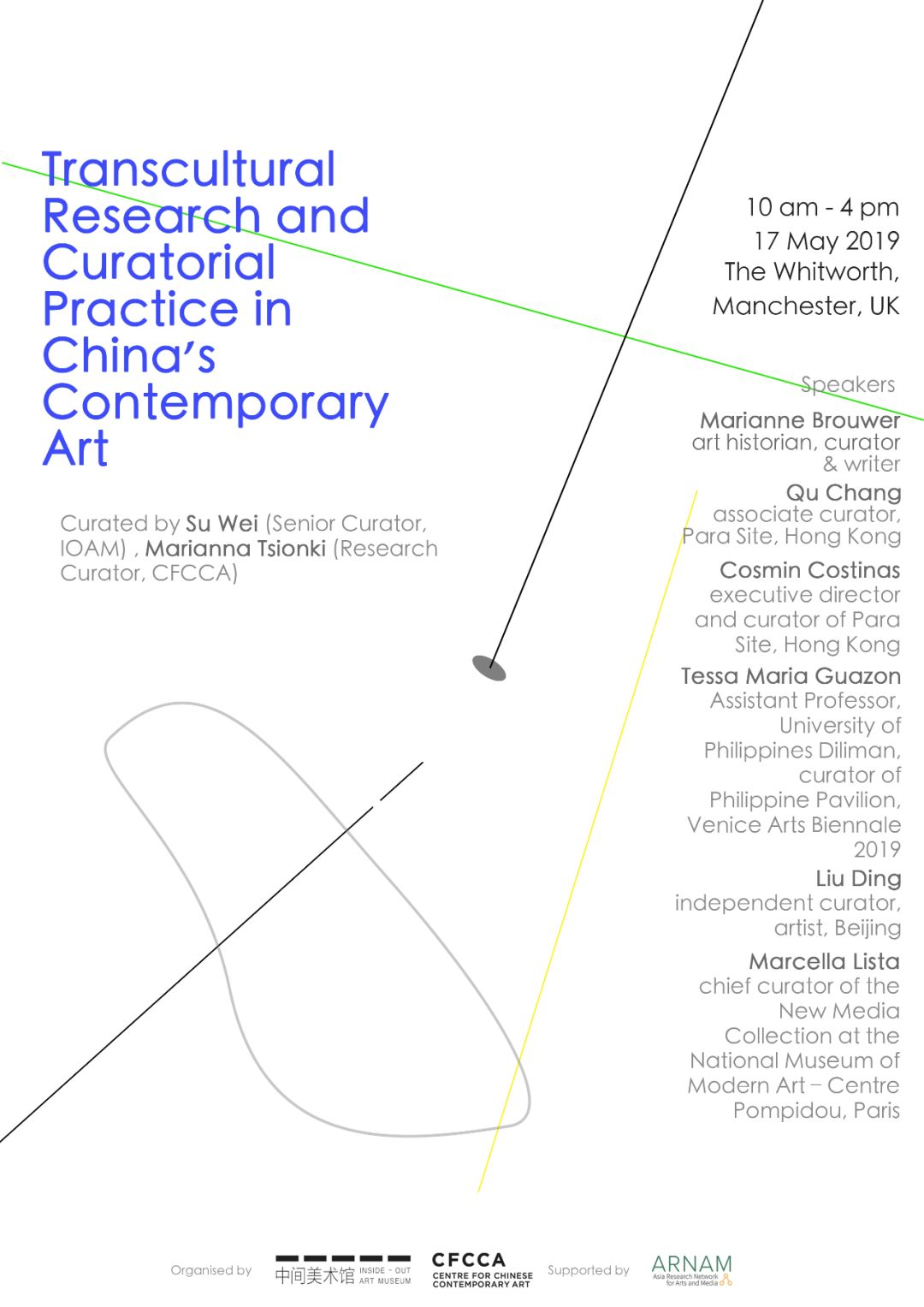 Research and Curatorial Practice: Symposium on May 17, 2019