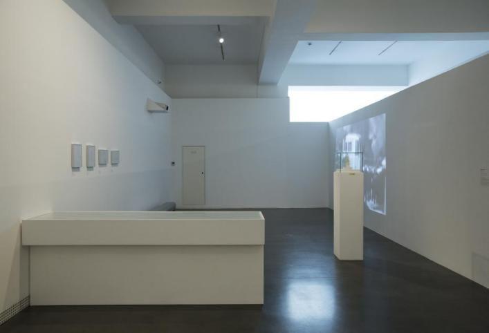 胡伟,《为公共集会(邂逅)的提案》,2019年  作品现场图