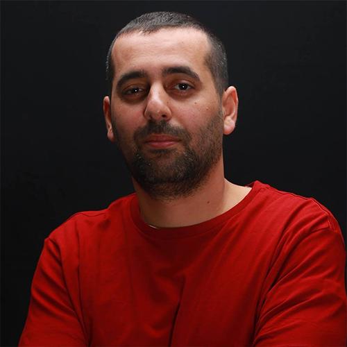 Mahmood Jrere   Member of DAM, Musician