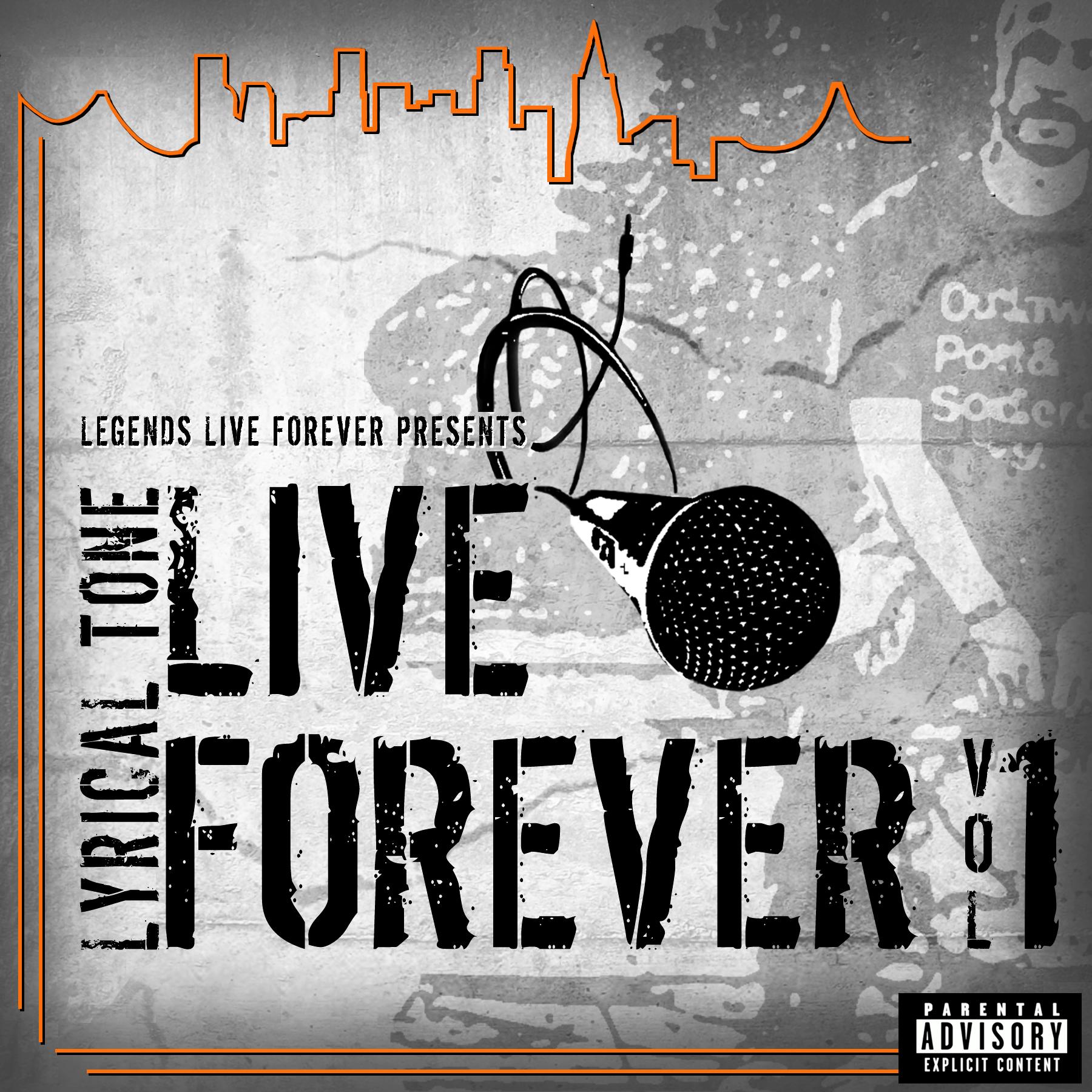 LIVE FOREVER VOL.1