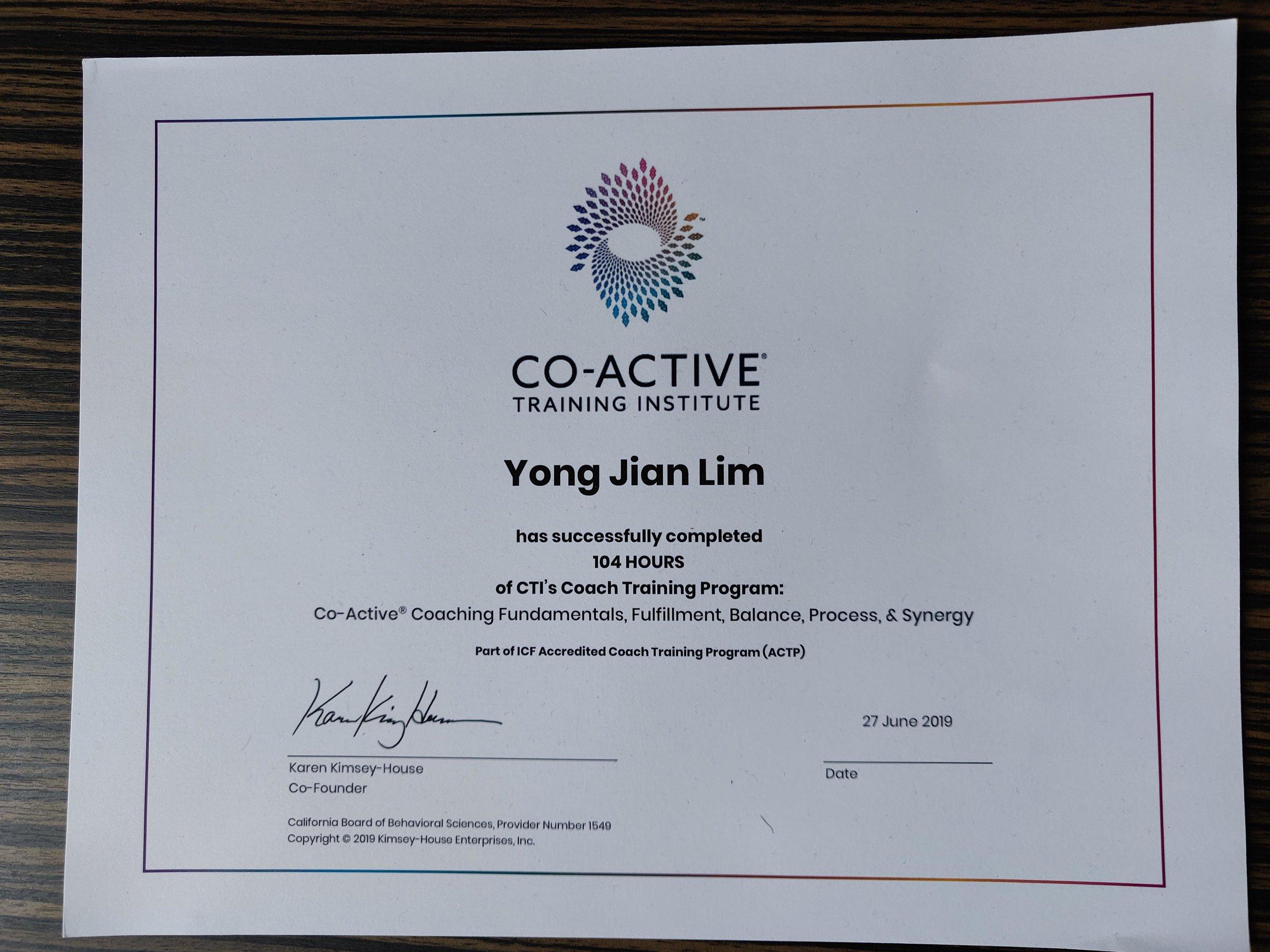 Co-Active Coach Certificate.jpg