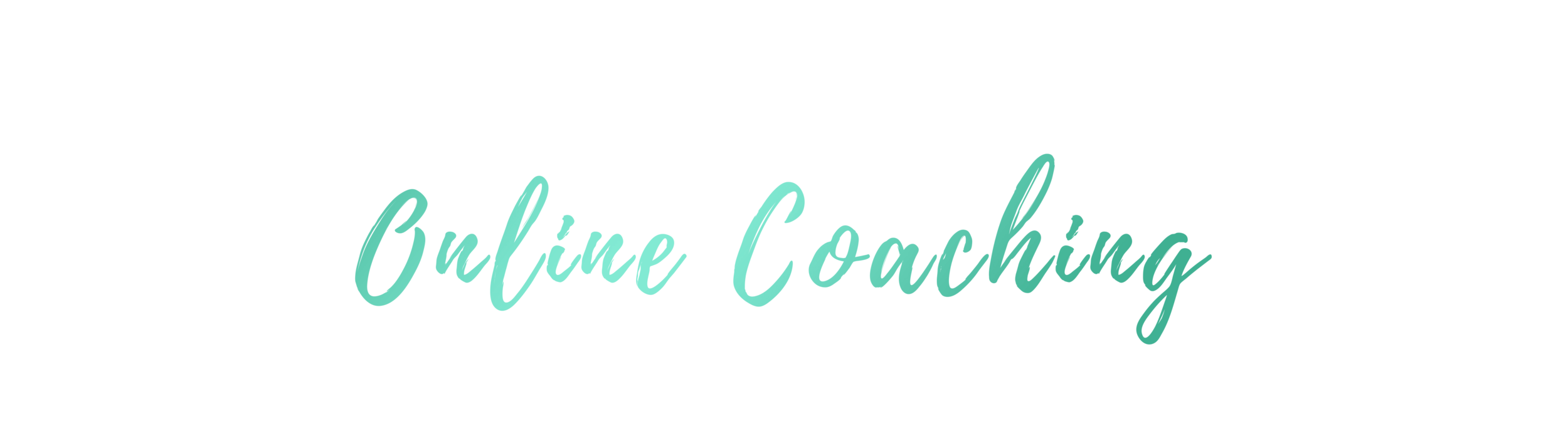 Work with Me- Online Coaching Title