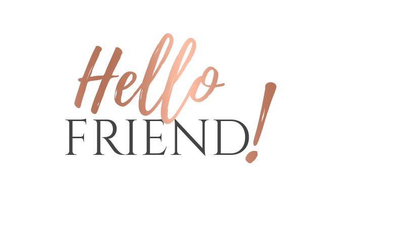 Hello Friend - About Me