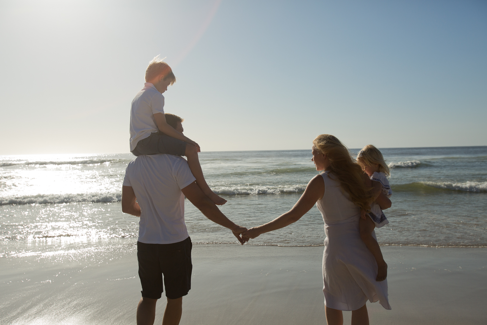 TERRI & HER FAMILY -