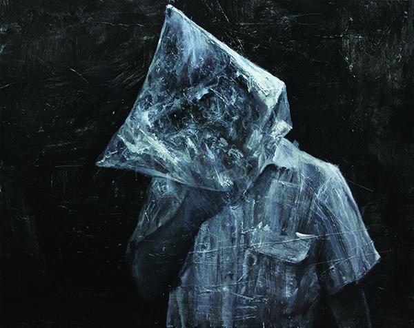 서원미 _The Black Curtain 518_001' Oil on canvas, 72.7x 90.jpg