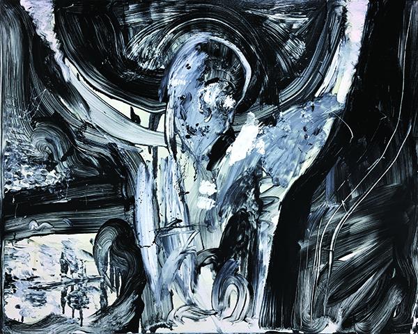서원미 _The Black Curtain 625_005_ Oil on linen, 72.7 x 90.jpg