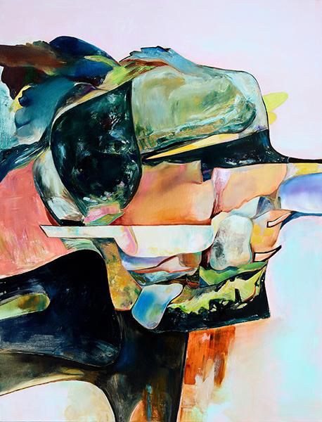 Fauna 03 116.8x91cm, Oil on Canvas, 2015.jpg