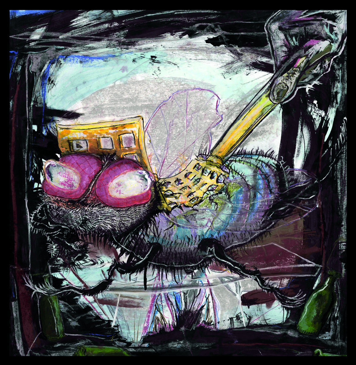 """St Morris Sinners - """"Songs About Insects"""" [Recorded & Mixed (JB), Mastered (JP)]"""