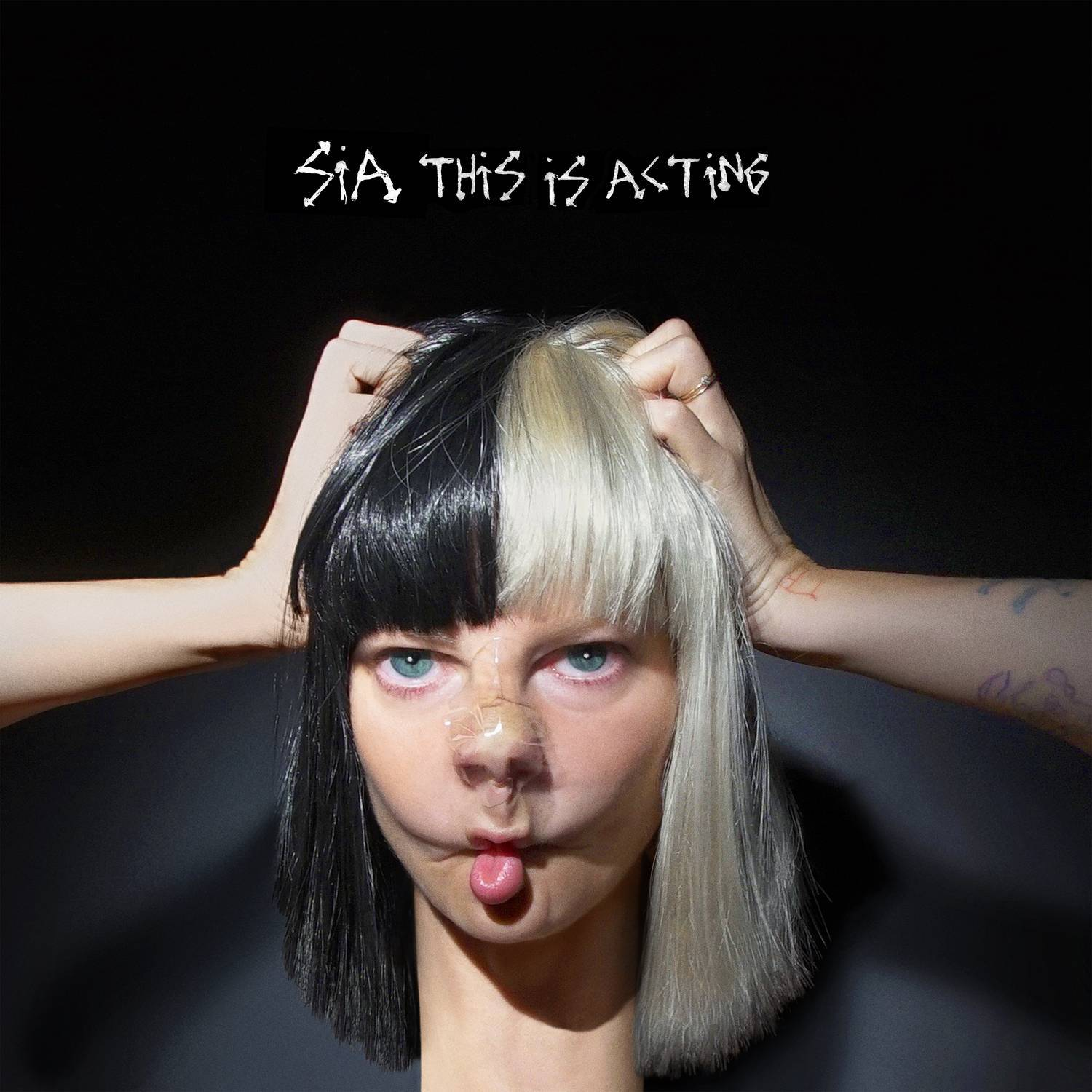 "Sia – ""This Is Acting"" [Guitar Overdubs Recorded (JB)]"