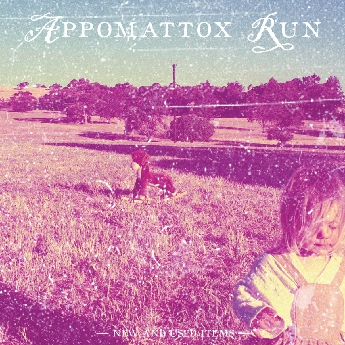 "Appomattox Run - ""New and Used Items"" [Recorded, Mixed and Mastered (JP)]"