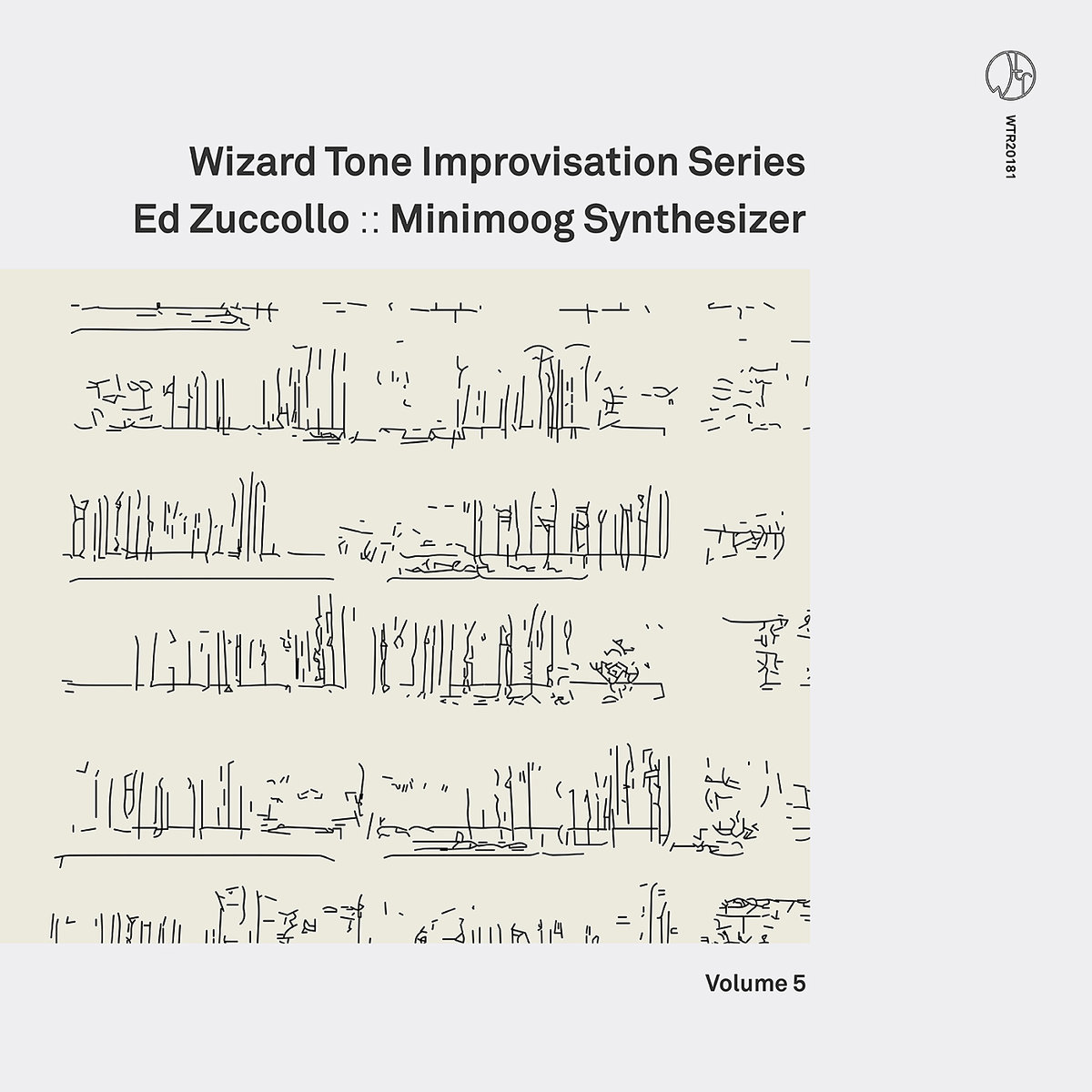 Wizard Tone Improvisation Series Volume 5: Ed Zuccollo [Recorded, Mixed & Mastered (JB, JP & Audrey Newcombe), Produced (AP), WTR]