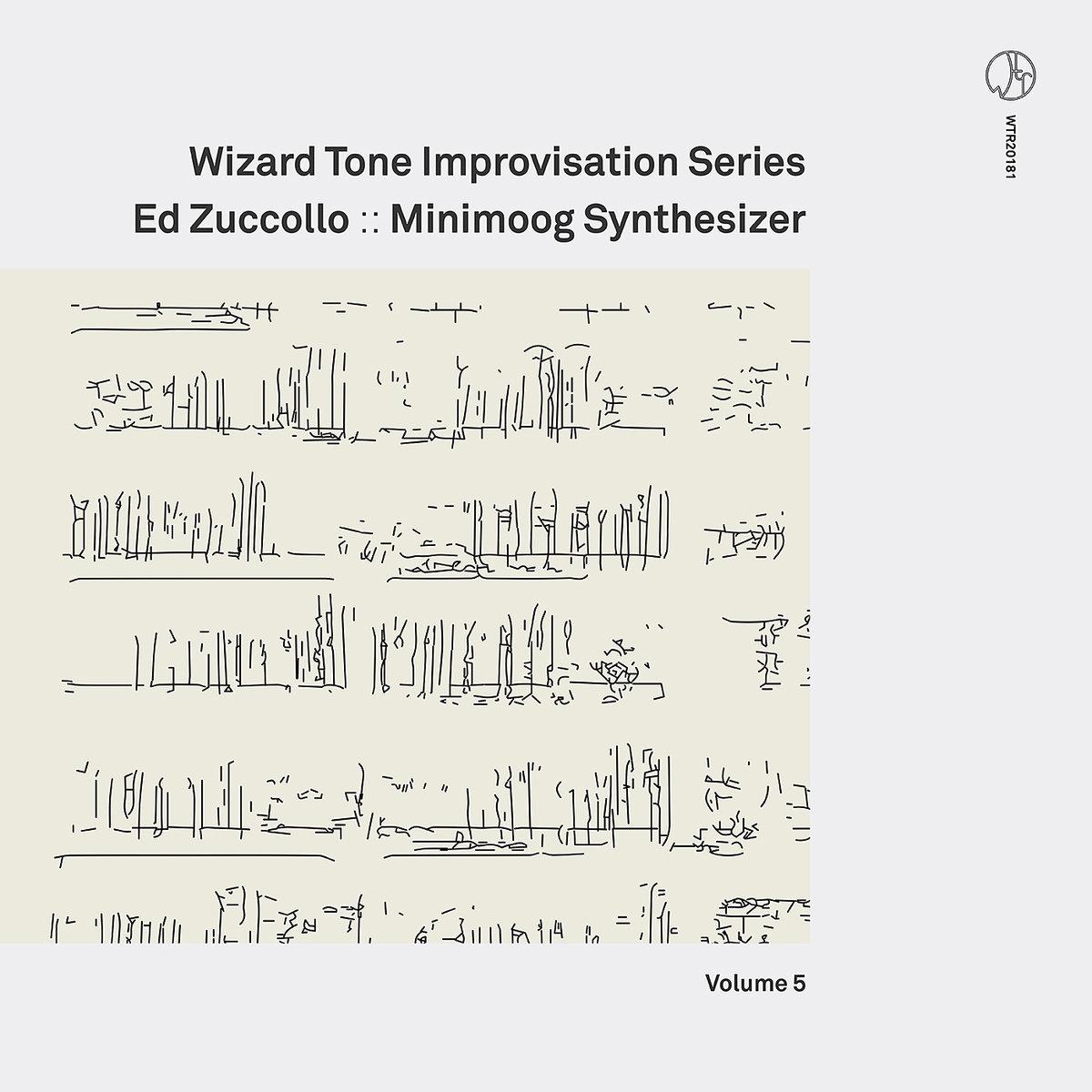 Wizard Tone Improvisation Series Volume 5: Ed Zuccollo [Recorded, Mixed & Mastered (JB, JP & Audrey Newcombe), Produced (AP), WTR]