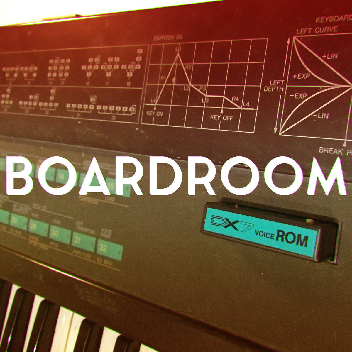 "voiceROM - ""Boardroom"" [Recorded, Mixed & Mastered (JP)]"