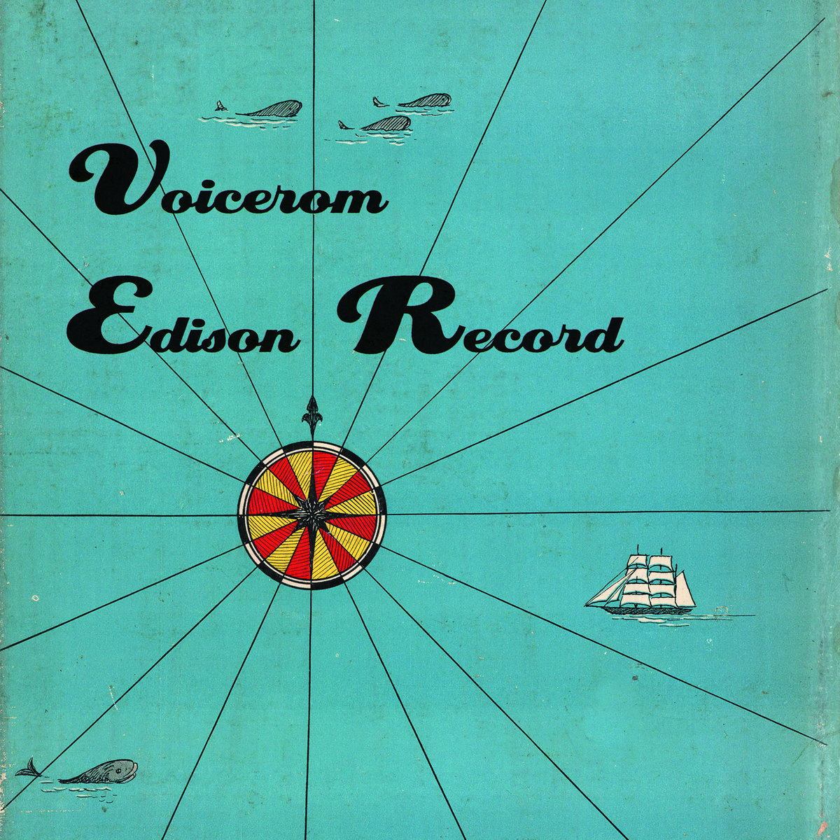 "voiceROM - ""Edison Record"" [Recorded, Mixed & Mastered (JP)]"