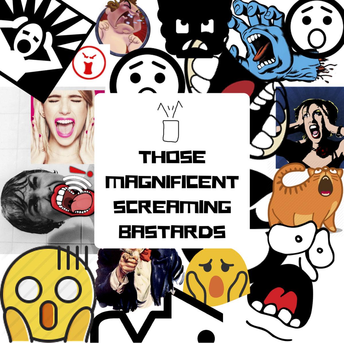 "Those Magnificent Screaming Bastards - ""Modern Horse Husbandry For Bastards Volume I"" [Recorded, Mixed & Mastered (JP)]"