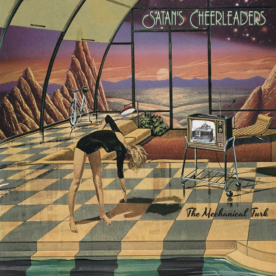 "Satan's Cheerleaders - ""The Mechanical Turk"" [Recorded (Jamie Mensforth & JP), Mixed and Mastered (JP)]"