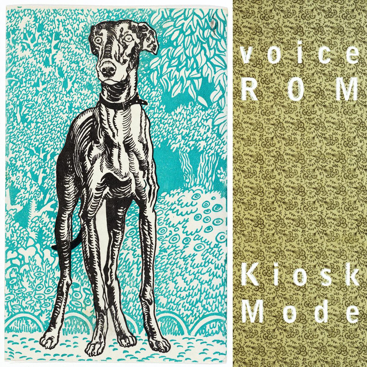 "voiceROM - ""Kiosk Mode"" [Recorded, Mixed & Mastered (JP)]"