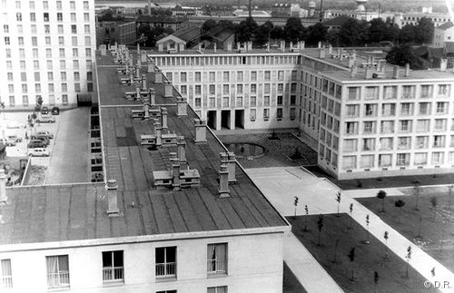 Copy of Residence Victor Hugo, Pantin