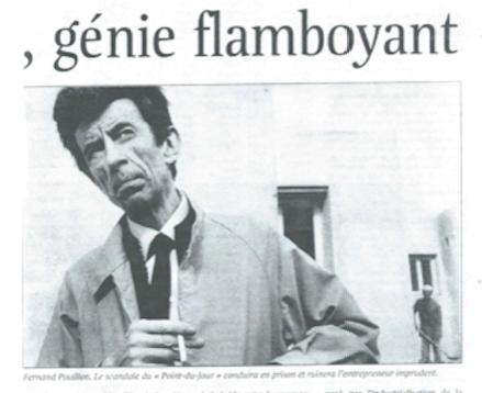 Fernand Pouillon, Article