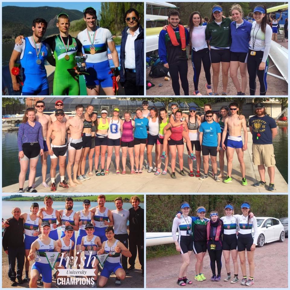 Queen's Rowing 2017