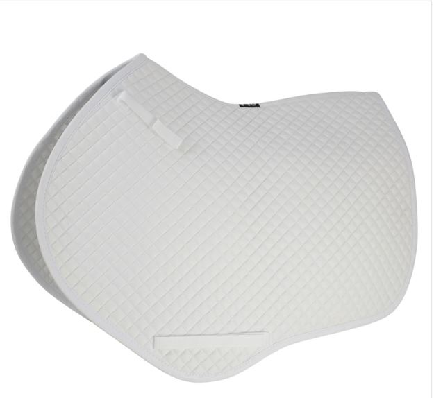 hy cc saddle cloth - £33.50 including 1 logo embroideryAvailable in White and Cob/Full Size only