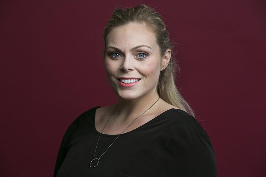 Salóme Guðmundsdóttir   Framkvæmdastjóri Icelandic Startups