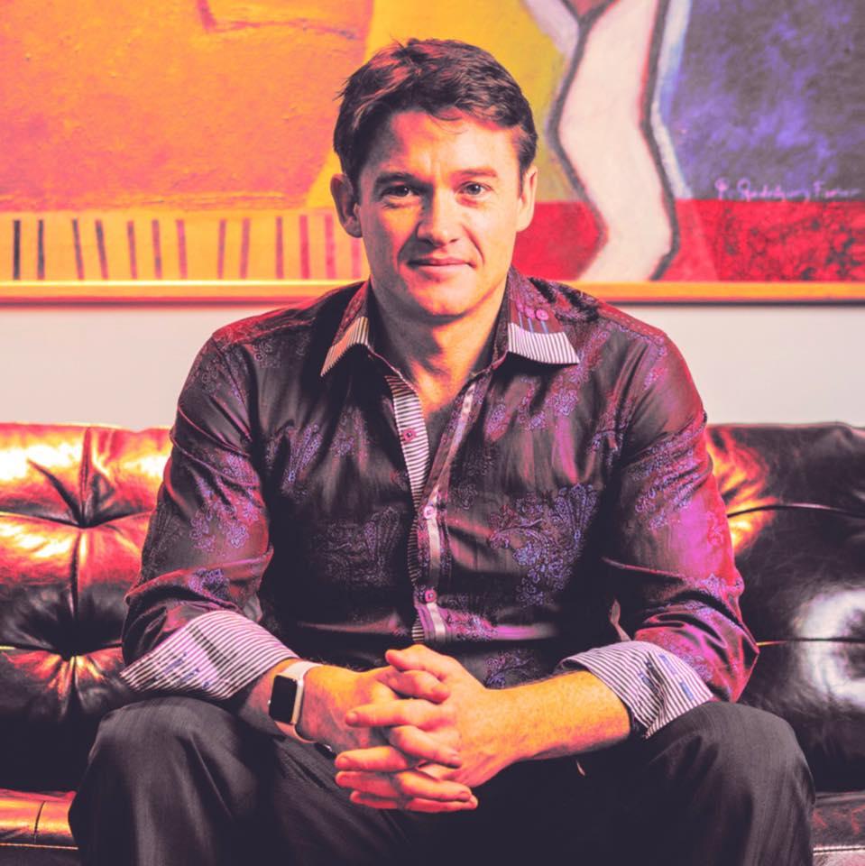 Casey Fenton / Co-founder Couchsurfing