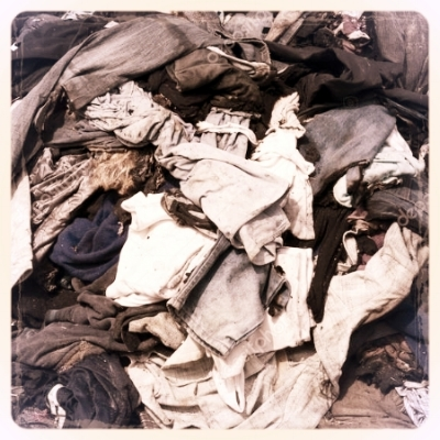 THINK TWICE BEFORE THROWING OUT YOUR CLOTHES