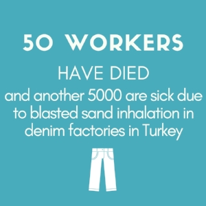 HEALTH & SAFETY CONDITIONS in the fashion industry