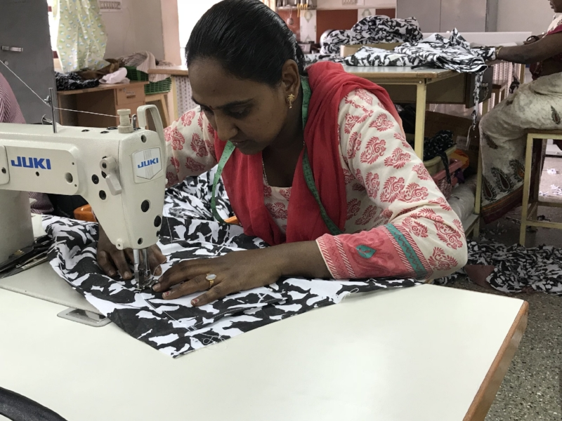 Costura de prendas