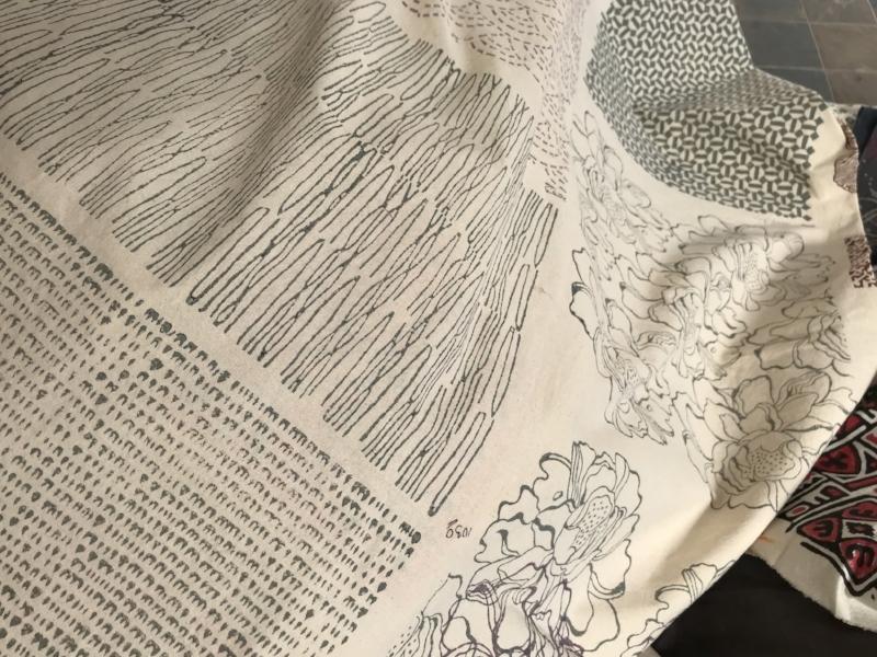 Copy of Copy of Handblock printing