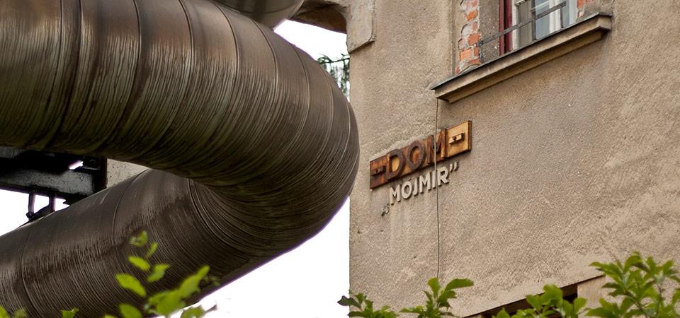Dom Mojmir, Ljubljana / 2011