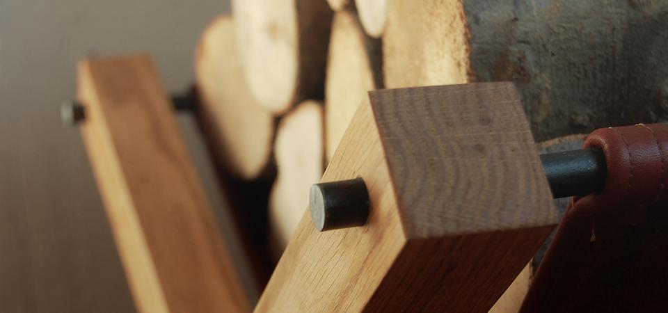 Stojalo za drva / 2012