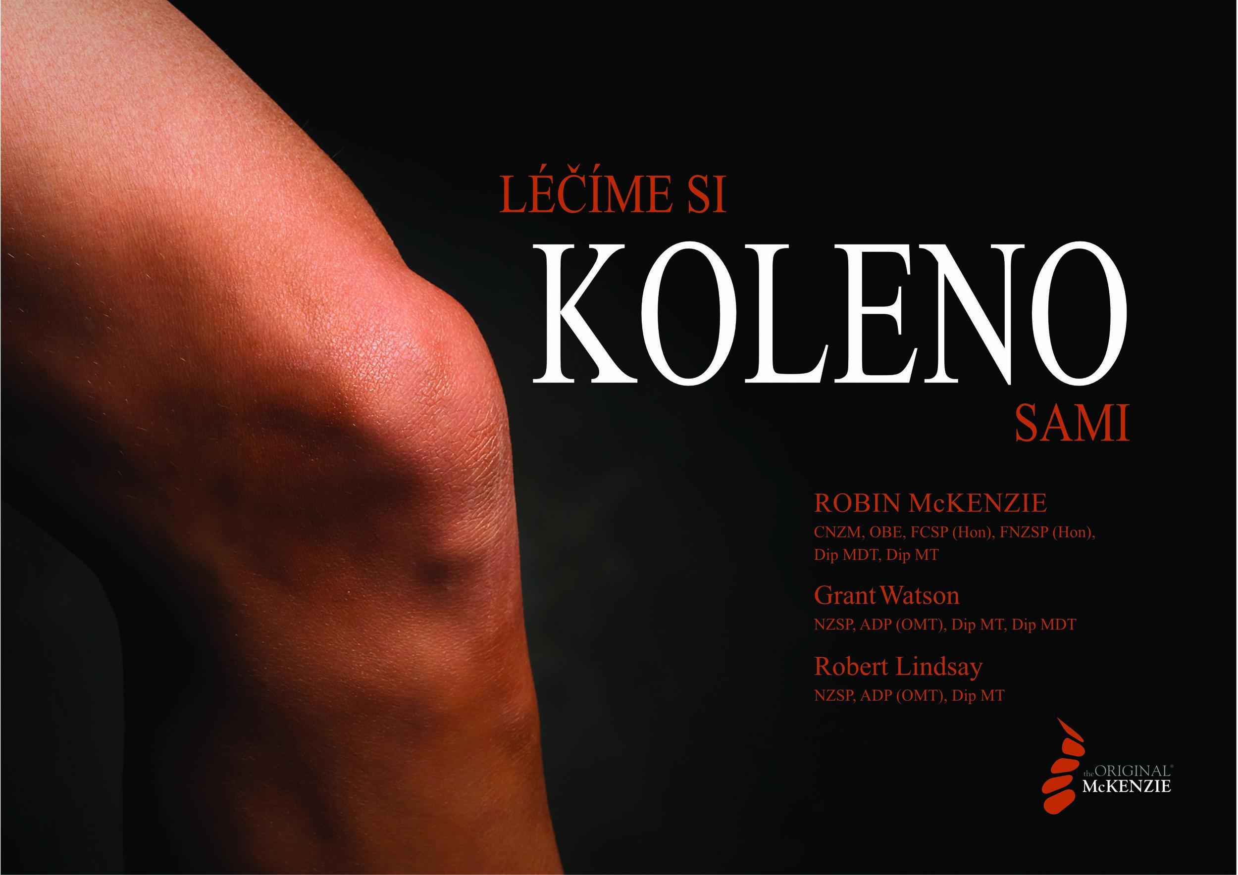 Balíček 4 kníh od Robina McKenzie - Léčíme si záda samiLéčíme si bolesti krční páteře samiLéčíme si koleno samiLéčíme si rameno samiZľava balíčka kníh je 10% z celkovej sumyViac informácií o McKenzie-ho metódewww.mckenzie.skObjednať→
