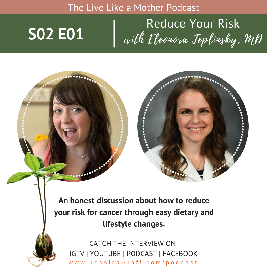 Reduce Your Risk for Cancer with Eleonora Teplinsky