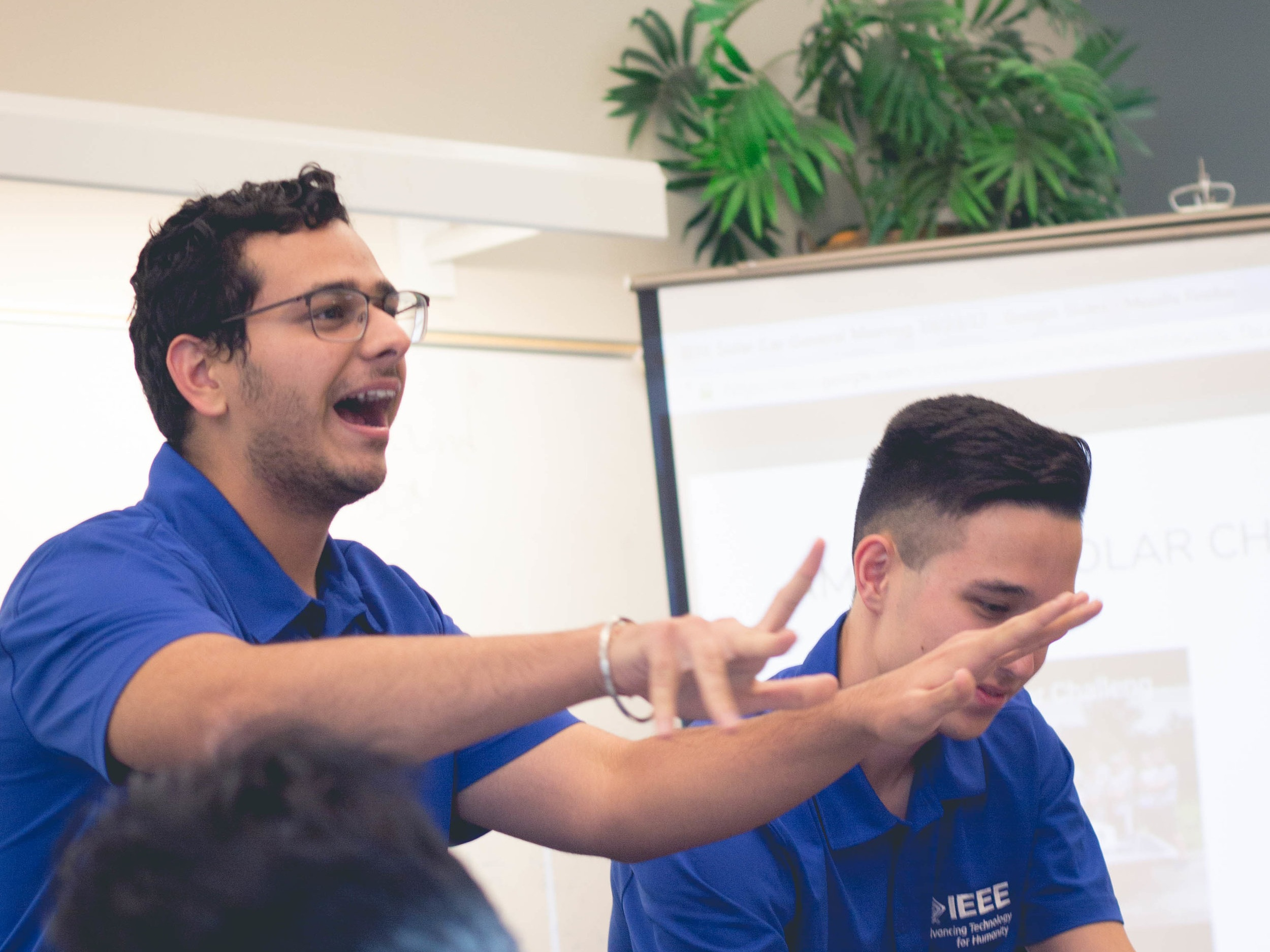 Leadership - The UCR Solar Car team encourages members to be strong leaders in their perspective industries and smart decision makers.