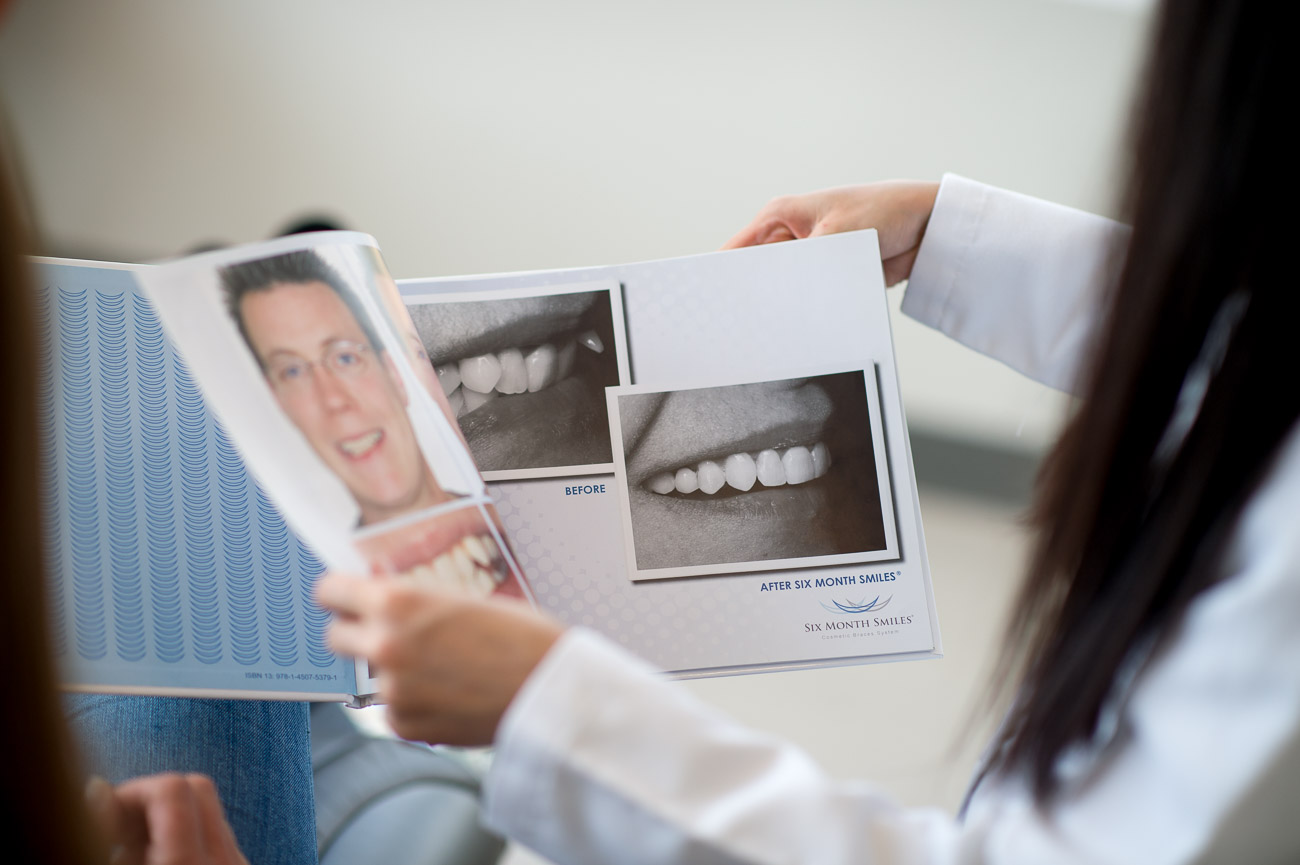 Cosmetic Dentistry - We offer cosmetic dental services to help you address crowded, chipped, misaligned, misshapen, or discolored teeth that may be bothersome to you. Our services include Smile Design, teeth whitening, porcelain veneers, inlays and onlays, and metal-free fillings to correct any cosmetic issues.