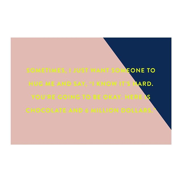 Even just the cuddle and the chocolate would be totally great 🍫🤗🍫 #soldoutnyc #humoristheanswer #bringmechocolate #pleasehold #cuddlemenow