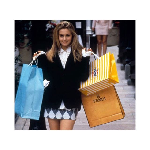 Something big (like really, really BIG) is going down next week and we just want you to mentally prepared. Any big ideas? 🛍🛒 🛍🛒🛍🛒 #soldoutnyc #aliciasilverstone #shoptilyoudrop #dontmissthis