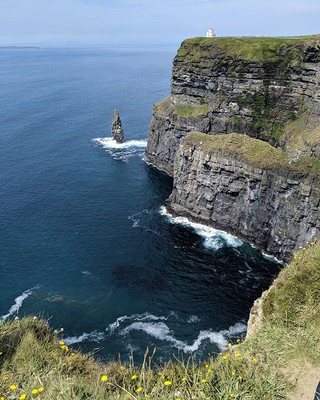 I had another ok day in Ireland. 😎🇮🇪 #ireland