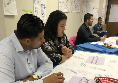 skilled and knowledgeable leaders - LDI Fellows are more aware of local and state level policy and funding issues that affect the field, more strategic and integrate both management and leadership competencies in their work.
