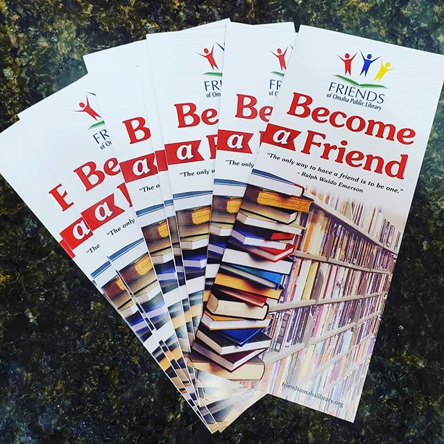 It's Book Sale day at W. Clarke Swanson Branch, 90th & Dodge! Visit us 10am-3pm for great deals on great books, and support #OmahaLibrary at the same time.  Book sales aren't the only way to help OPL with expenses not supported by tax dollars alone. Make a donation to become a Friend and help Omaha's library thrive. Learn more at friendsomahalibrary.org.  #beafriend #booksale #books #friendsofthelibrarybooksale #libraryfriends #library #friendsofthelibrary #membership