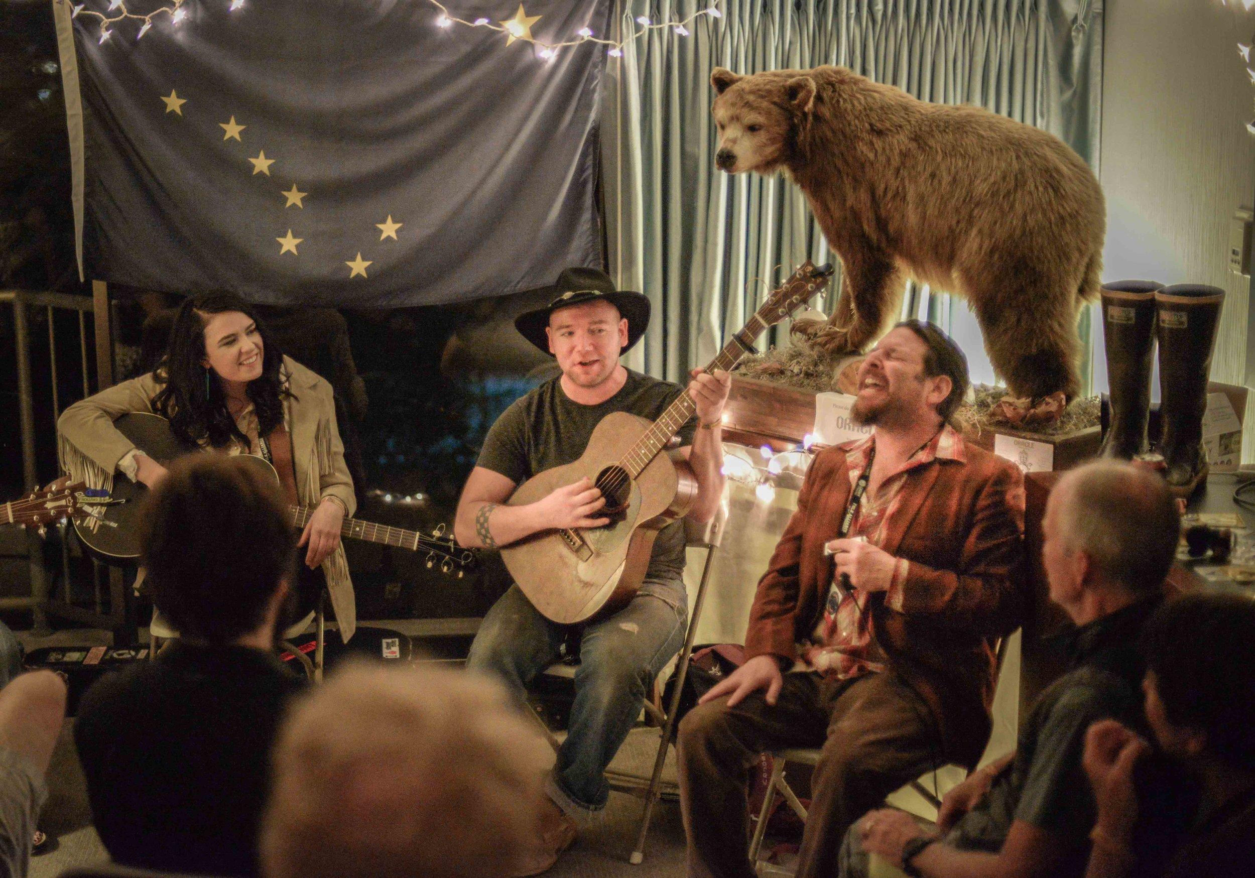 Showcasing Alaska at Folk Alliance International Conference 2017