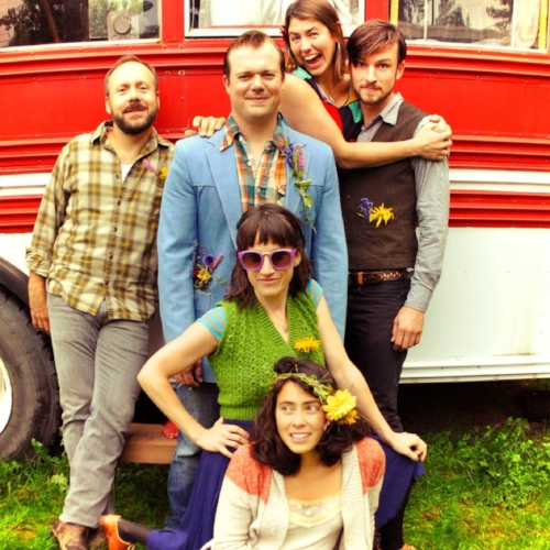 Super Saturated Sugar Strings    A soul-shaking, infinitely charming band from the far north. Powerful, funky and alt-folky, the Super Saturated Sugar Strings have a very nostalgic, yet contemporary sound;rich with vocal harmonies,string melodies, and an element of carnival sideshow. Their gypsy-country vibe has won the group high honors and has stirred a fervent congregation of dedicated fans.