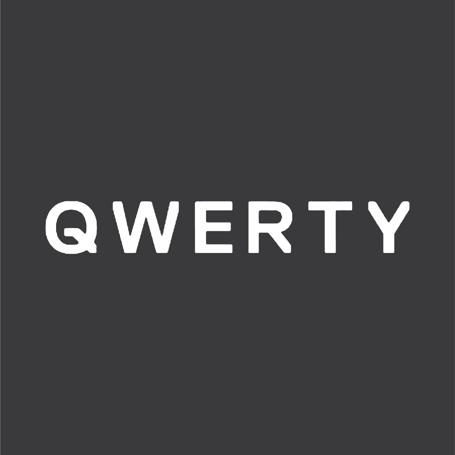 Sorry, QWERTY is not a Migo.