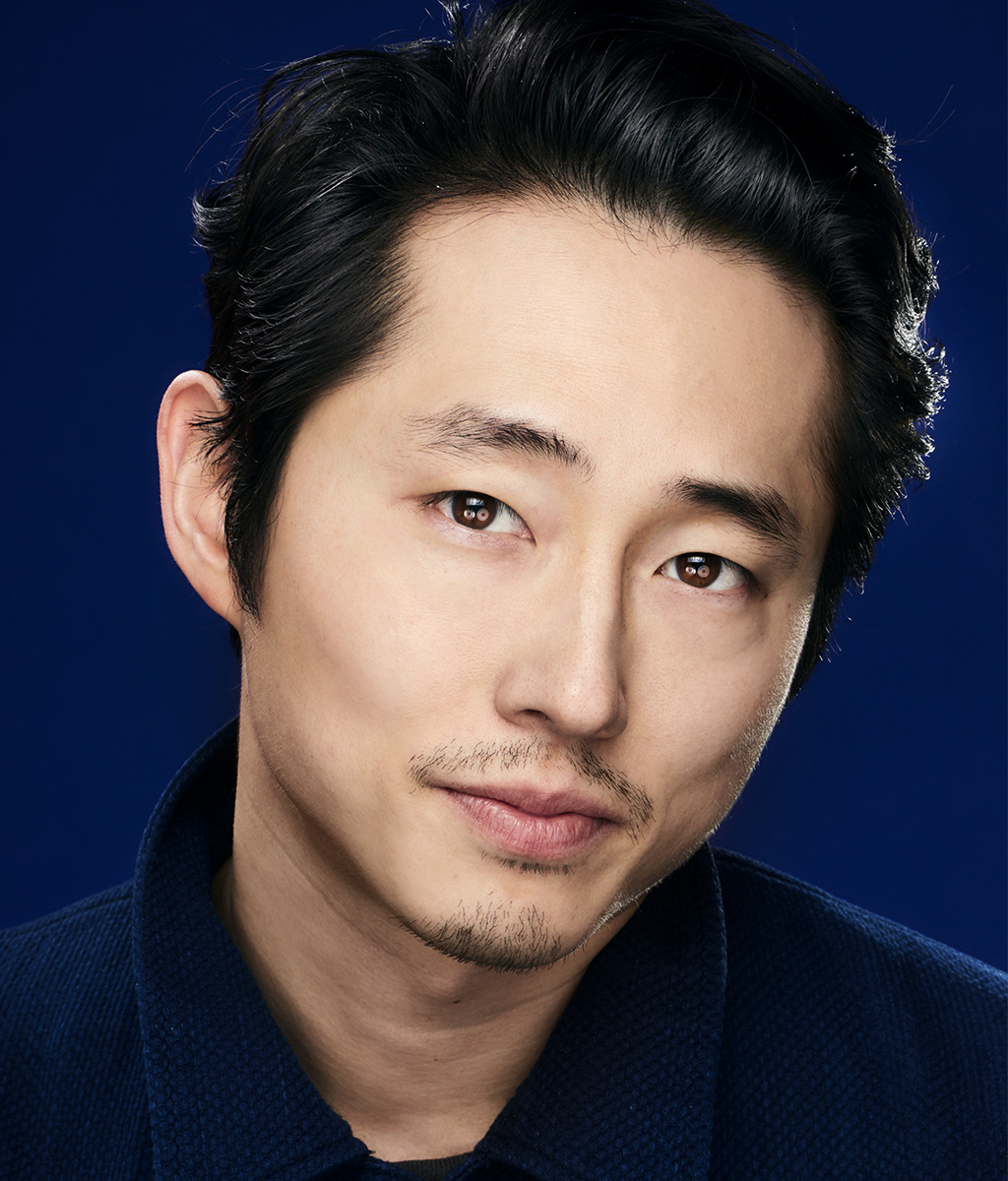 Steven Yeun - Steven has starred in a variety of projects such as The Walking Dead, Okja and Burning. He has never been in Fresh Off The Boat. You're thinking of Randall Park, who is also of Korean descent and is not Steven Yeun.